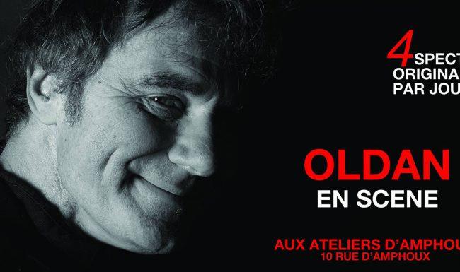 Oldan à Avignon